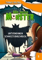 Thomas Brezina, Thomas C. Brezina, Pablo Tambuscio - Alle meine Monster - Unternehmen Schwesternschreck