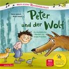 Hein Janisch, Heinz Janisch, Sergej Prokofjew, Birgit Antoni - Peter und der Wolf, m. Audio-CD