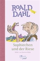 Roald Dahl, Quentin Blake - Sophiechen und der Riese