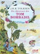 John R R Tolkien, John Ronald Reuel Tolkien, Pauline Baynes - Die Abenteuer des Tom Bombadil