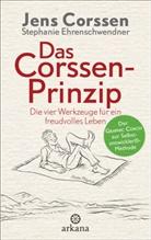 Jens Corssen, Stephanie Ehrenschwendner, Florian Mitgutsch - Das Corssen-Prinzip