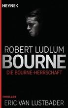 Robert Ludlum, Eric Van Lustbader - Die Bourne Herrschaft