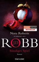J. D. Robb, J.D. Robb - Sündiges Spiel