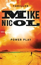 Mike Nicol - Power Play, deutsche Ausgabe