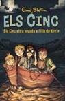 Enid Blyton, Marina Vidal - Els Cinc altra vegada a l'illa de Kirrin