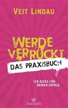 Veit Lindau - Werde verrückt - Das Praxisbuch
