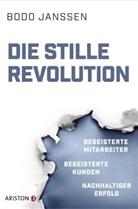 Regina Carstensen, Bod Janssen, Bodo Janssen - Die stille Revolution