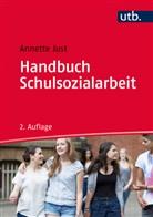 Annette Just, Annette (Dr.) Just - Handbuch Schulsozialarbeit