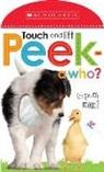 Inc. Scholastic, Scholastic Inc. (COR), Various - Peek-a-Who?