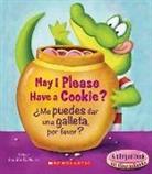 J. E. Morris, Jennifer E. Morris, Jennifer E. Morris - May I Please Have a Cookie? / Me puedes dar una galleta, por favor?