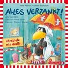 Nel Moost, Nele Moost, Annet Rudolph, Jan Delay, Oliver Rohrbeck, Jens Wawrczeck - Alles verzankt!, 1 Audio-CD (Hörbuch)