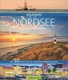 Udo Bernhart, Christin Lendt, Christine Lendt, Udo Bernhart - Highlights Nordsee - von Sylt bis Emden