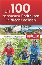 Antenne Niedersachsen, NN Antenne Niedersachsen - Die 100 schönsten Radtouren in Niedersachsen