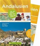 Andre Hoffmann, Andrea Hoffmann, Ka Maeritz, Kay Maeritz, Hans Zaglitsch, Hans u a Zaglitsch - Reiseführer Andalusien - Zeit für das Beste