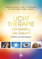 Dittrich-O, Christian Dittrich-Opitz, Anja Füchtenbusch, Thomas Klein, Stefan Siebrecht, Hans Stormer... - Lichttherapie - Die Medizin der Zukunft
