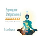 Dr. Joe Dispenza, Joe Dispenza, Joe (Dr.) Dispenza, Koe Dispenza - Segnung der Energiezentren 2, mit Symbolen. Tl.2, 1 Audio-CD (Hörbuch)