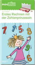 Heiner Müller, Heinz Vogel - mini LÜK, Übungshefte: Erstes Rechnen mit der Zahlenprinzessin