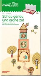 Michael Junga, Heinz Vogel - mini LÜK, Übungshefte - 31: Schau genau und ordne zu!