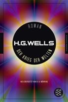 H G Wells, H. G. Wells, H.G. Wells, Herbert G Wells, Herbert G. Wells - Der Krieg der Welten
