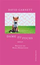 David Garnett, Maria Hummitzsch - Dame zu Fuchs