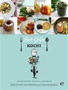 Manfred Zimmer - Herr Grün kocht - Rezepte und Geschichten aus dem Kochlabor
