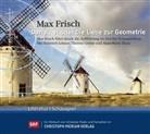 Max Frisch, Max Frisch, Therese Giehse, Helmuth Lohner - Don Juan und Die Liebe zur Geometrie, 2 Audio-CDs (Hörbuch)
