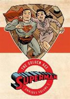 Not Available (NA), Jerry Siegel, Various, Various> - Superman: The Golden Age Omnibus Vol. 2
