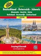 Freytag-Berndt und Artaria KG, Freytag-Bernd und Artaria KG - Freytag & Berndt Autoatlas Superatlas Deutschland - Österreich - Schweiz