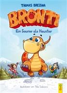 Thomas Brezina, Thomas C. Brezina, Pablo Tambuscio - Bronti - Ein Saurier als Haustier