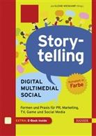Pi Kleine Wieskamp, Pia Kleine Wieskamp - Storytelling: Digital - Multimedial - Social