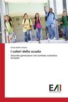 Chiara Boffa Tarlatta - I colori della scuola