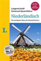 Redaktio Langenscheidt, Redaktion Langenscheidt, Langenscheid Redaktion, Redaktion Langenscheidt - Langenscheidt Universal-Sprachführer Niederländisch