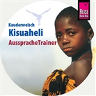 Christoph Friedrich - Reise Know-How Kauderwelsch AusspracheTrainer Kisuaheli, 1 Audio-CD (Hörbuch)
