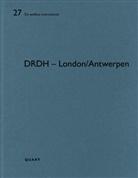 Heinz Wirz - DRDH architects - London