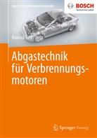 Konra Reif, Konrad Reif - Abgastechnik für Verbrennungsmotoren