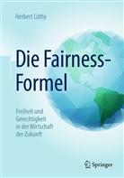 Herbert Lüthy - Die Fairness-Formel