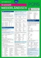 Digna Myrte Hobbelink - PONS Grammatik auf einen Blick, Niederländisch