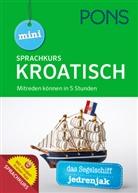 Martina Levacic - PONS Mini Sprachkurs Kroatisch