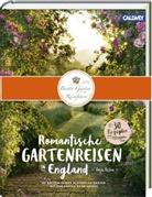Anja Birne - Romantische Gartenreisen in England
