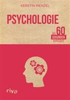 Kerstin Menzel - Psychologie in 60 Sekunden erklärt