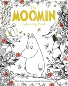 Macmillan Adult's Books, Macmillan Children's Books, Tove Jansson - The Moomin Colouring Book