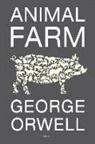 Russell Baker, Tea Obreht, George Orwell - Animal Farm