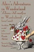 Lewis Carroll, John Tenniel - Alice's Adventures in Wonderland - An edition printed in the International Phonetic Alphabet