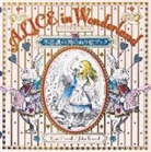 Lewis Carroll, John Tenniel, Sir John Tenniel - ALICE IN WONDERLAND COLORING BOOK /JAPONAIS