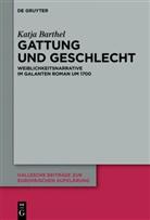 Katja Barthel - Gattung und Geschlecht