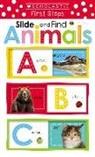 Inc. Scholastic, Scholastic Inc. (COR) - Hide and Seek Animal Alphabet