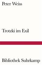 Peter Weiss - Trotzki im Exil