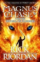 Rick Riordan - Magnus Chase and the Sword of Summer