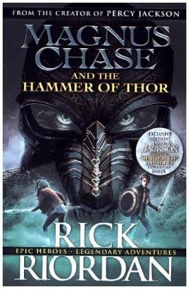 Rick Riordan - Magnus Chase and the Hammer of Thor - Magnus Chase: Book 2