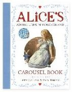 Lewis Carroll, John Tenniel, John Tenniel - Alice's Adventures in Wonderland Carousel Book